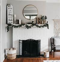 fireplace mantel decorating ideas Fireplace Mantel Decor: Mantel & Surround Ideas (By The Pros)