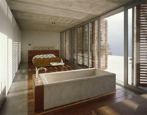 salle de bain ouverte sur chambre la salle de bain ouverte une tendance qui s 39 affirme