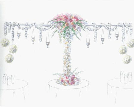 See an Event Designer's Sketches Come to Life: Indoor