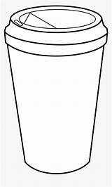 Coffee Coloring Cup Clipart Drawing Starbucks Cups Clip Paper Line Lid Recycle Hi Jar Wavy Kindpng Clipartmag Transparent Vhv sketch template