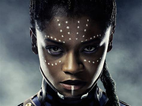 Black Panther Princess Shuri