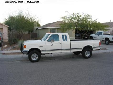 Ford F250 Diesel Specs by 1991 Ford F250 Diesel Specs