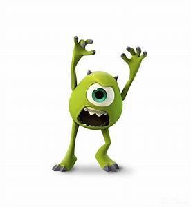 Disney infinity screens show off Monsters University ...