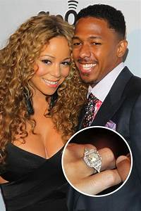 nick cannon proposed to his music diva wife mariahcarey With nick cannon wedding ring replica