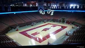 Section 205 At Bud Walton Arena