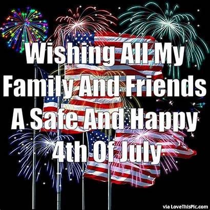4th July Happy Friends Fourth Quotes Wishing