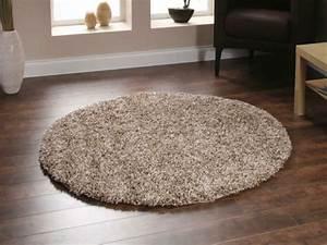 Runder Teppich Wolle : runder teppich beige haus deko ideen ~ Markanthonyermac.com Haus und Dekorationen