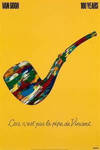 Milton Glaser   Store   Van Gogh 100 Years, 1989