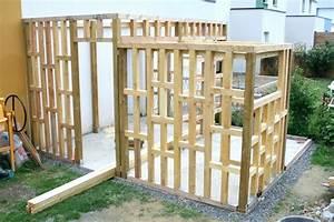 Fabriquer Porte Abri De Jardin : fabriquer un abri de jardin horenove ~ Nature-et-papiers.com Idées de Décoration
