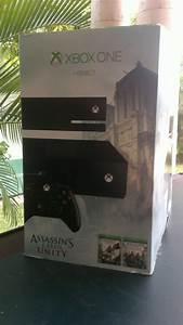 Xbox One 500gb Con Kinect Un Control Y 7 Juegos