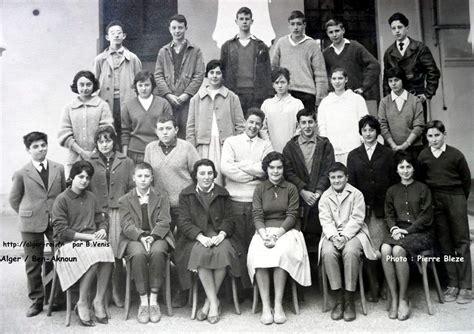 jean louis yaich lycee ben aknoun 1acm 1960 1961 photos de classes alger roi fr