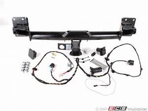 Nib E70 X5 Oe Hitch W   Module  U0026 Wiring Harness