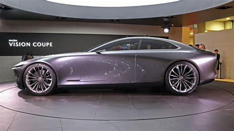mazda vision coupe es nombrado el auto concepto del ano