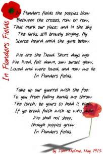 Memorial Day Poems and Quotes