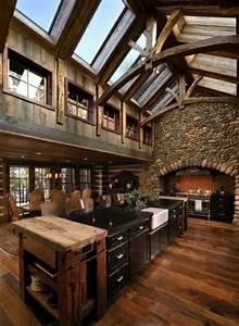 Kchen Designs Im Landhausstil Eingerichtet