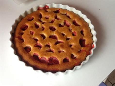 recette g 226 teau aux fraises simple et rapide 750g