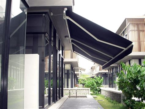 ezbuilders retractable awning retractable awnings singapore