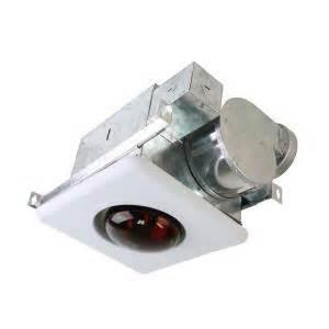 bathroom heat l home depot nuvent 70 cfm ceiling mount bath fan with heat light