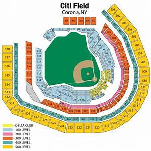 New York Mets vs Atlanta Braves May 03 tickets - Corona ...