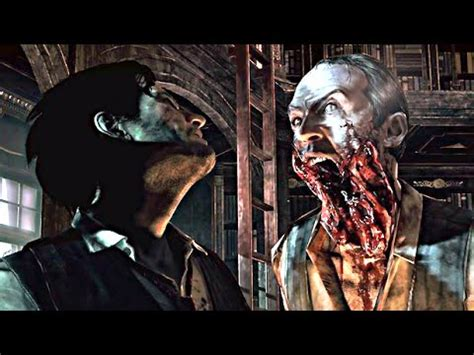 the evil within gameplay trailer ps4 xbox one