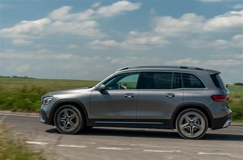 Price/on sale from £34,200 (as tested £45,950)/now for delivery in january. Mercedes-Benz GLB 220d 2020 UK review | Autocar