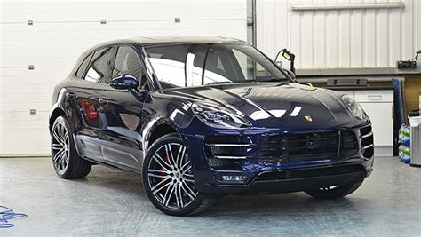Macan Turbo With Performance Package by 2017 Porsche Macan Turbo With Performance Package New