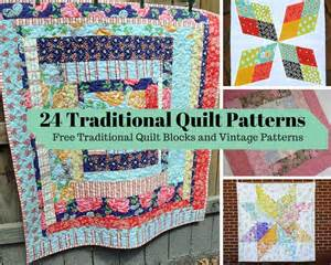 Free Traditional Quilt Block Patterns