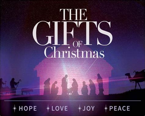 gifts of christmas alexandria first baptist church