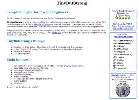 php template engine 14 best php template engines to design your php web project free premium templates