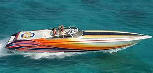 2014 Fountain 42 Lightning Boat Review Top Speed