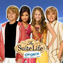 disney channel nickelodeon more the suite on deck season 2