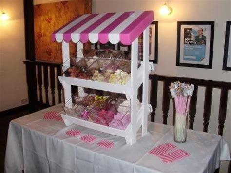 sweet stall sweet carts