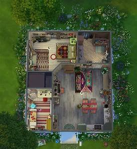 Ts4 Cc Finds  U2014 Underlidocaine   Ts4  Small Family House  U201cflower     With Images