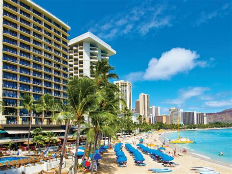Outrigger Waikiki Beach Resort Accommodation