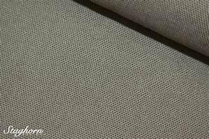 Canvas Stoff Gemustert : stoff canvas uni taupe einfarbig baumwoll canvas canvas stoffe staghorn ~ Orissabook.com Haus und Dekorationen