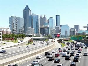 Atlanta Skyline Background for Desktop  PixelsTalkNet