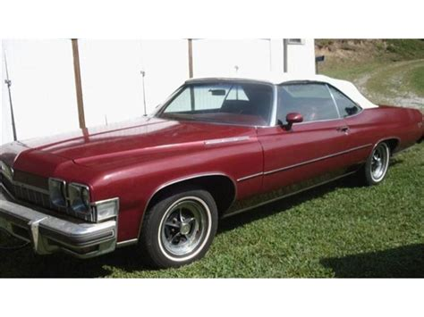 Buick Lesabre Convertible For Sale by 1974 Buick Lesabre For Sale Classiccars Cc 120050