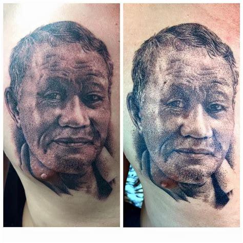 dotwork    peeling tattoo  patong