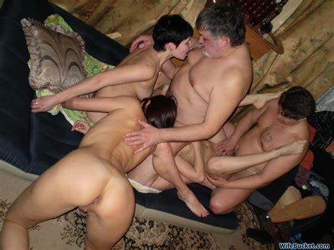 Wife Swap Sex Party With Horny And Willing Wives