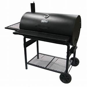 Shop Kingsford 37.5-in Barrel Charcoal Grill at Lowes.com
