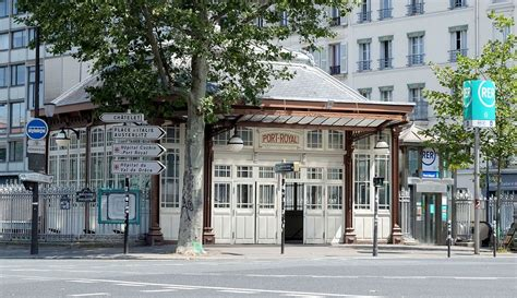gare de port royal wikip 233 dia