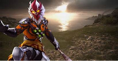 Garena Characters Fire Wukong Battle Moco Ff