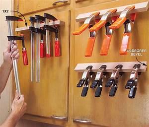 nick: Woodworking door clamps