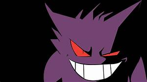 Gengar by gardor on DeviantArt