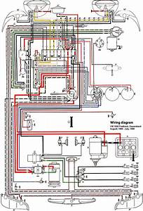 Wiring Diagram Vw Transporter Bus