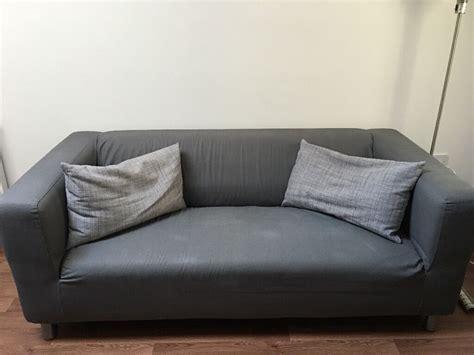 £50, 2 Seater Ikea Klippan Sofa