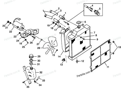 does anyone the wiring diagram for a 1998 polaris