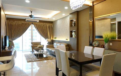 Living Room Wallpaper Malaysia by Interior Design Room House Home Apartment Condo Wallpaper