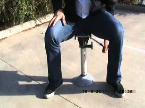 How To Remove Boat Seat Pedestal by Boat Seat Pedestal Softrider Marine Tech Wmv
