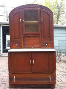 hoosier cabinet like value my antique furniture collection